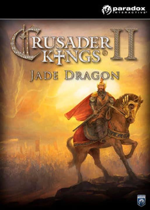 PC/Mac - Crusader Kings II: Jade Dragon Download (ESD) 785300134152 N. figura 1