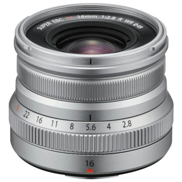 Fujinon XF 16mm F/2.8 R WR (f/2.8, 16mm) objectif FUJIFILM 785300145114 Photo no. 1