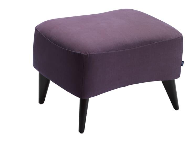 JANSEN (Caleido) Pouf 402440608023 Dimensions L: 63.0 cm x P: 48.0 cm x H: 42.0 cm Couleur Violet Photo no. 1