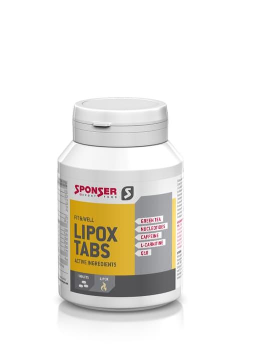 Lipox Tabs Nahrungsergänzung Sponser 463017700000 Bild-Nr. 1