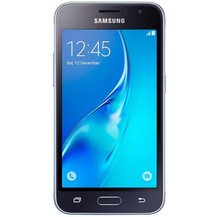 Galaxy J1 (2016) Single Sim noir Smartphone Samsung 785300125382 Photo no. 1