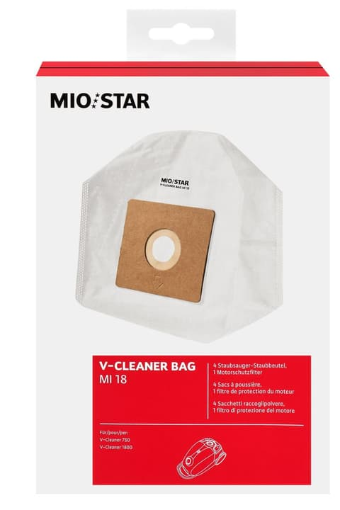V-Cleaner Bag MI18 Mio Star 717163000000 Photo no. 1