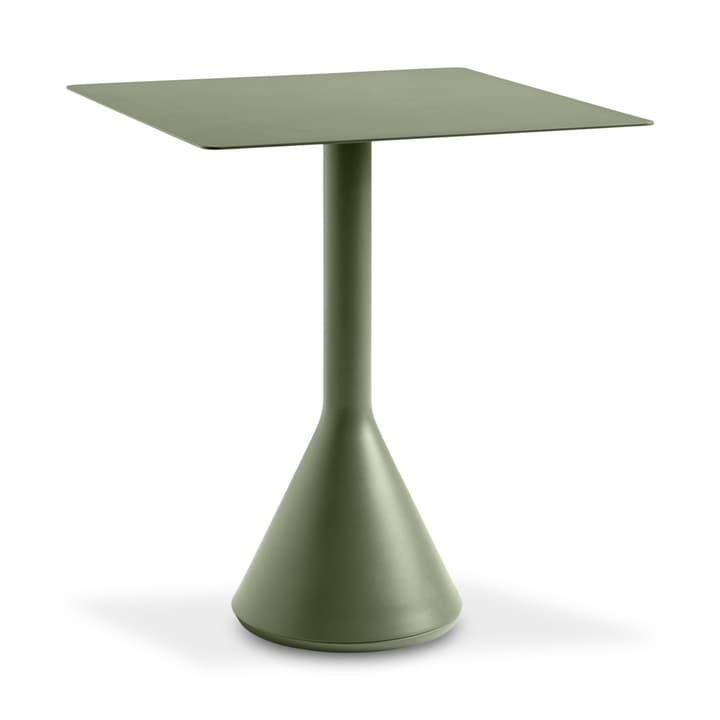 PALISSADE Tisch HAY 366164800001 Grösse B: 65.0 cm x T: 65.0 cm x H: 74.0 cm Farbe Olive Bild Nr. 1