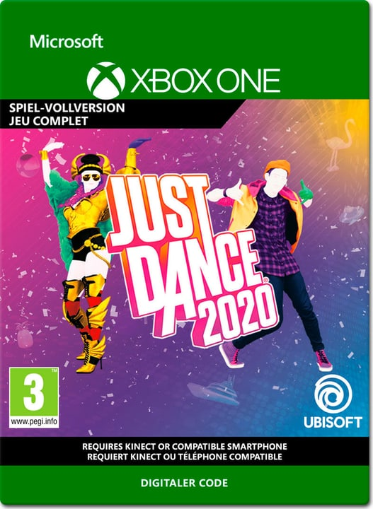 Xbox One - Just Dance 2020 Download (ESD) 785300148233 Photo no. 1