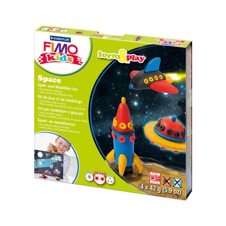 Kids form&play space Fimo 665640900000 Photo no. 1