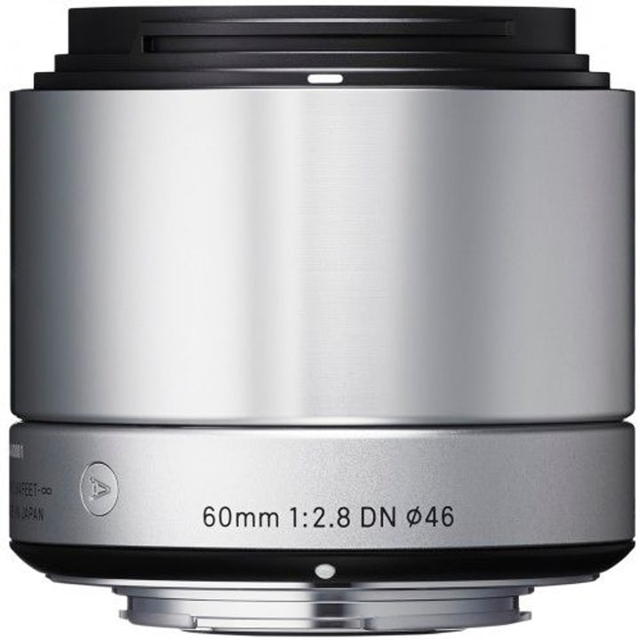 60mm F2,8 DN Art Silver (Sony-E) Objectif Sigma 793434400000 Photo no. 1