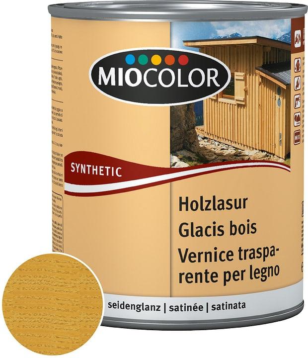 Vernice trasparente per legno Pino 2.5 l Miocolor 661126100000 Colore Pino Contenuto 2.5 l N. figura 1
