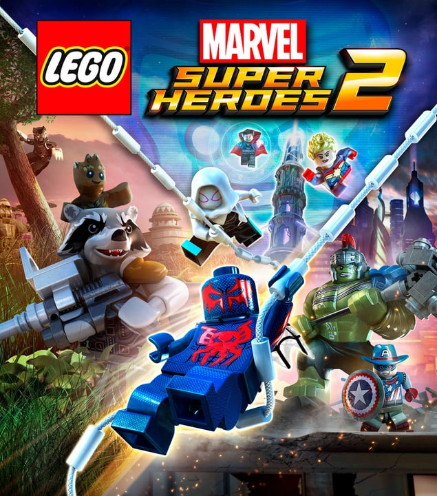 PC - LEGO Marvel Super Heroes 2 Digitale (ESD) 785300133693 N. figura 1