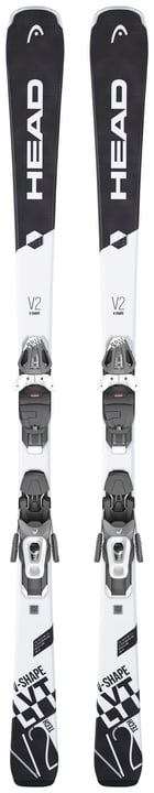 V-Shape V2 SW inkl. PR 11 GW Skis All Mountain avec fixations Head 464302117010 Longueur 170 Couleur blanc Photo no. 1