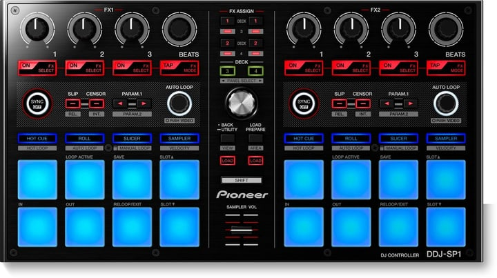 DDJ-SP1 Add-on DJ Controller Pioneer DJ 785300134802 Bild Nr. 1