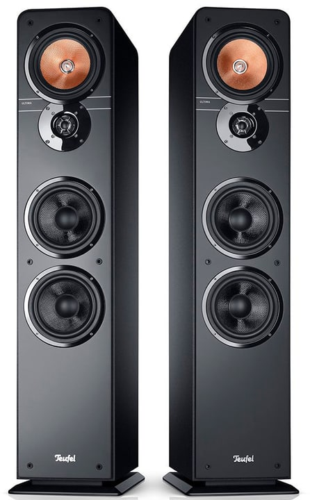Ultima 40 Mk3 (1 Paire) - Noir Haut-parleur colonne Teufel 785300145030 Photo no. 1