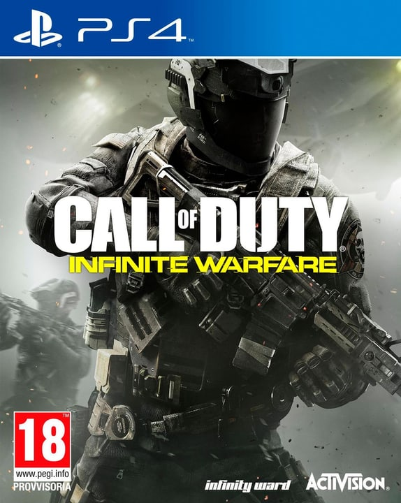 PS4 - Call of Duty 13: Infinite Warfare 785300121098 Photo no. 1