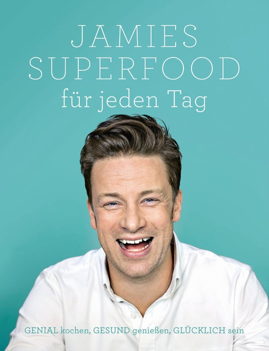 Jamie Oliver-Jamies Superfood für jeden Tag Livre 393089700000 Photo no. 1