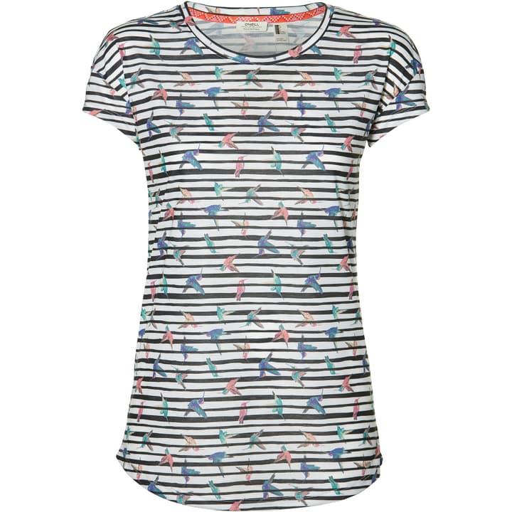 LW SUBLIMATION PRINT T-SHIRT Damen-T-Shirt O'Neill 463111800410 Farbe weiss Grösse M Bild-Nr. 1