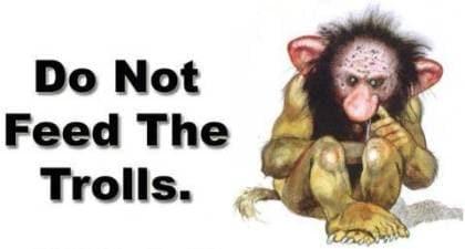 Ozzie Saffa: Don't feed the troll