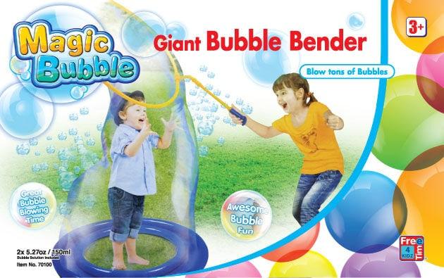 Magic Giant Bubble Outdoor-Spielzeug