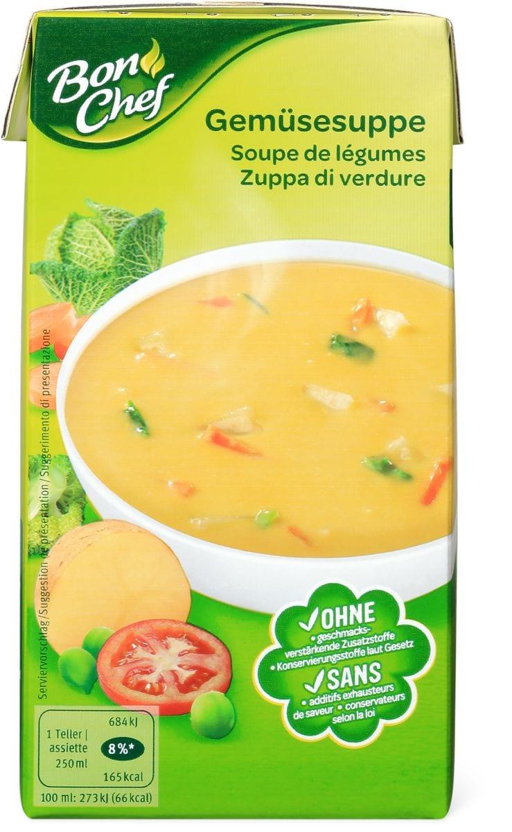 Bon Chef Gemüsesuppe