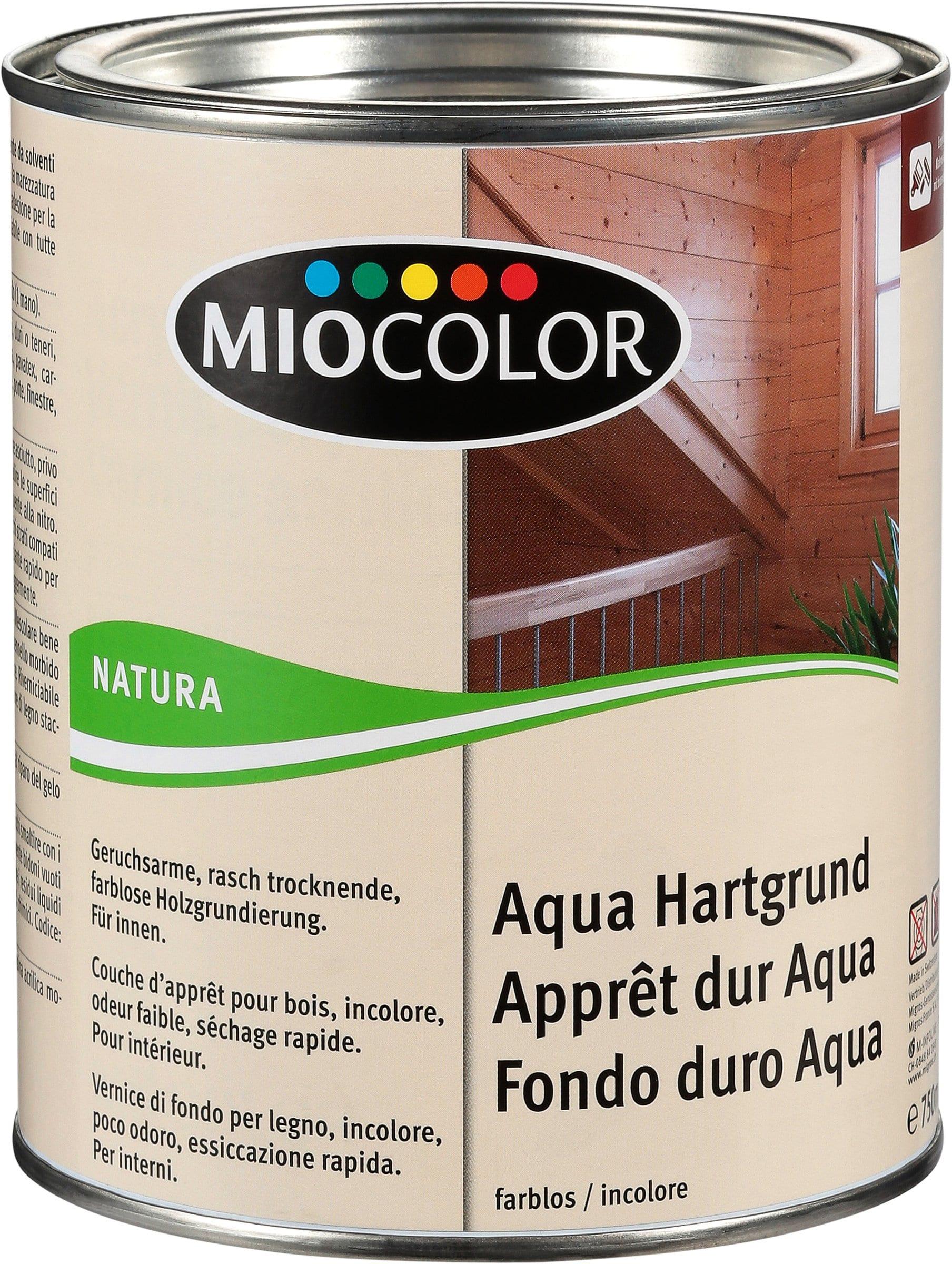 miocolor apprêt dur aqua | migros