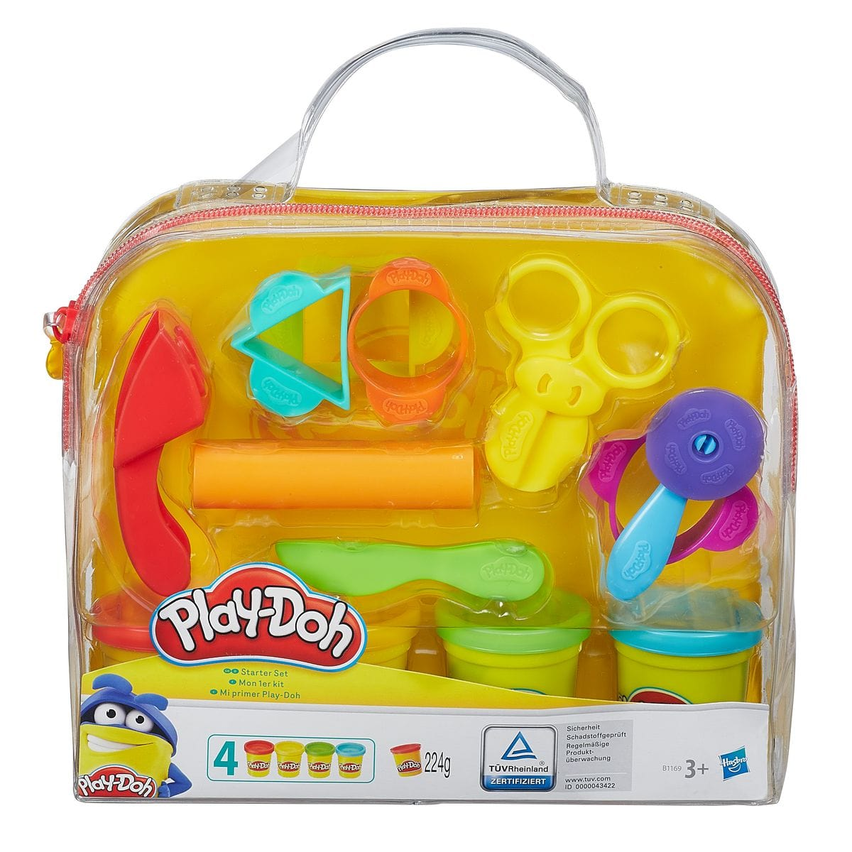 Play Doh Pâte Starter Set