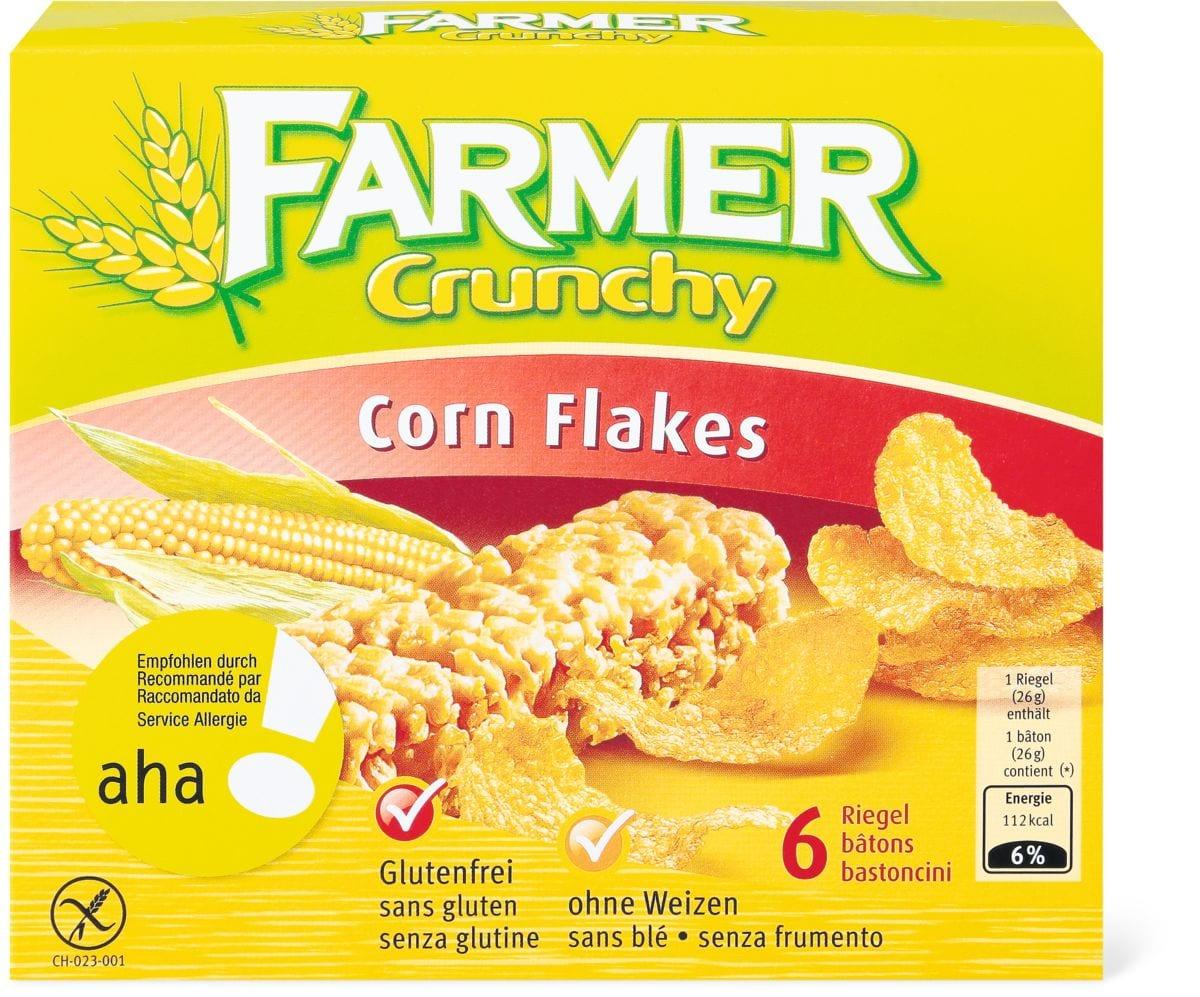 Aha! Farmer Crunchy Corn Flakes
