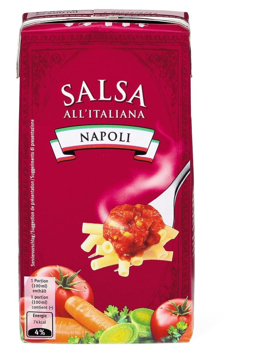 Salsa all'Italiana Napoli