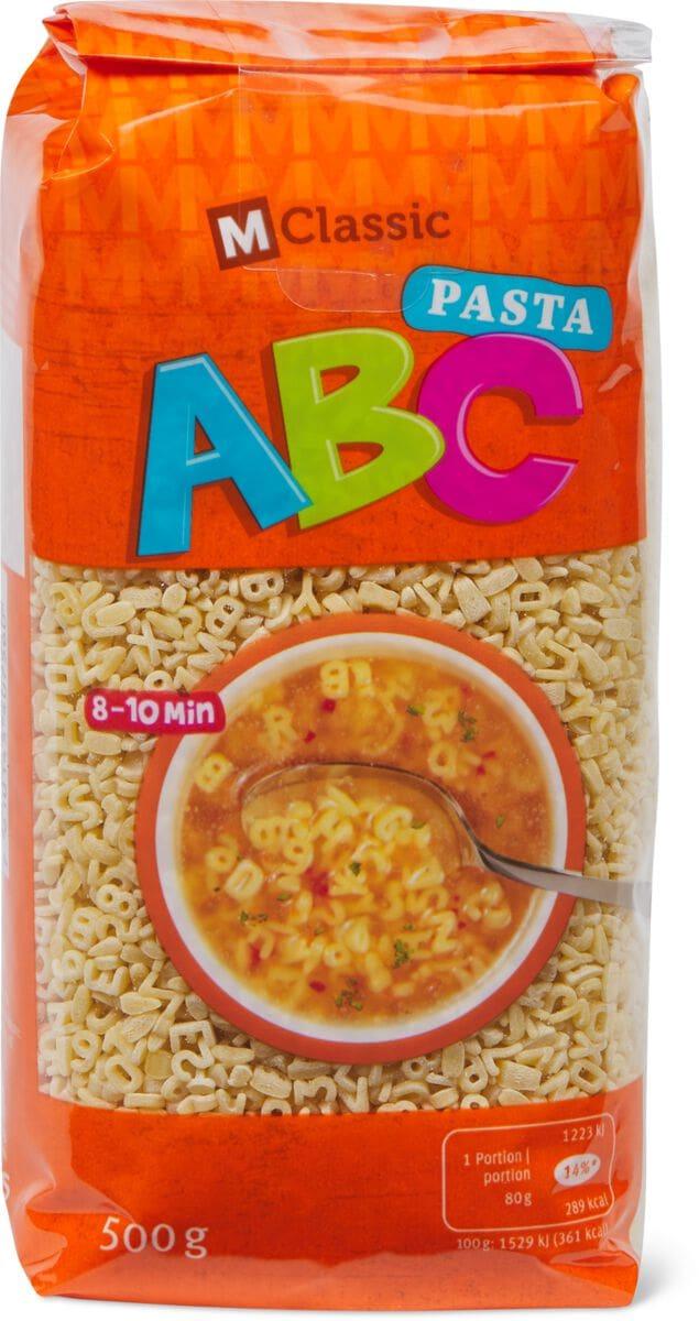 M-Classic Pasta ABC