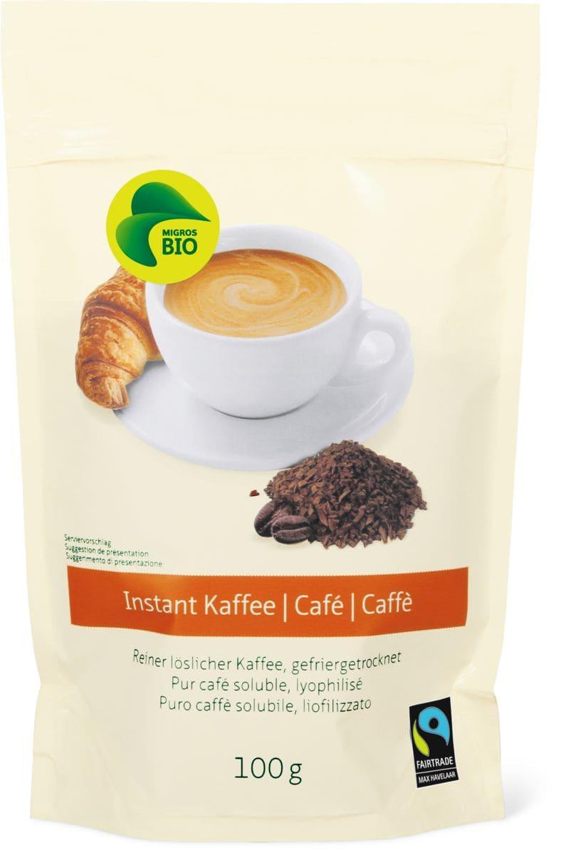 Bio Max Havelaar Instant Kaffee 100g