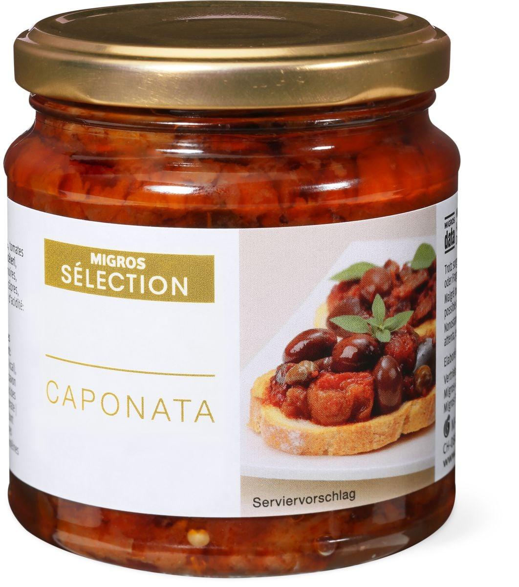Sélection Caponata