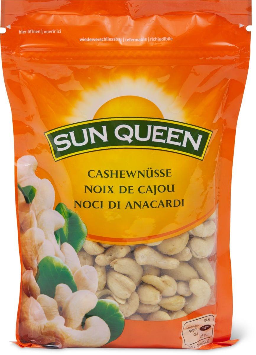 Sun Queen Noci di anacardi