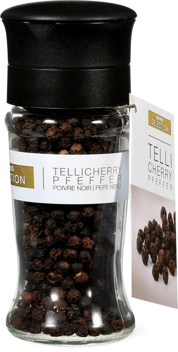 Sélection Tellicherry Pfeffer