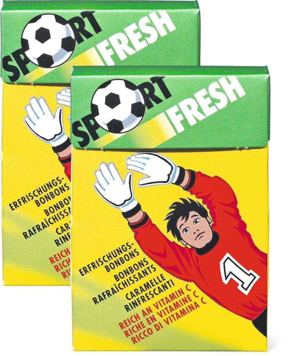 Sport Fresh Caramelle