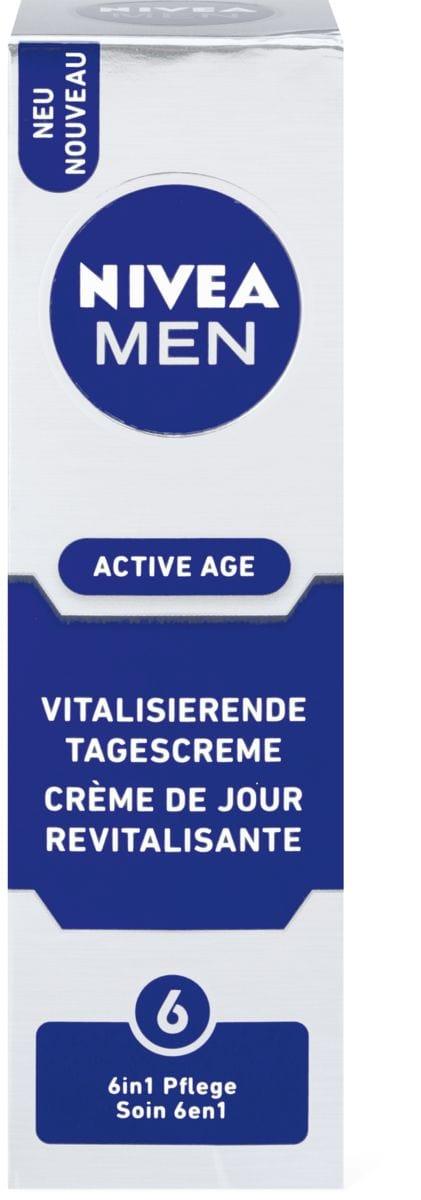 Nivea Men Active Age crema da giorno
