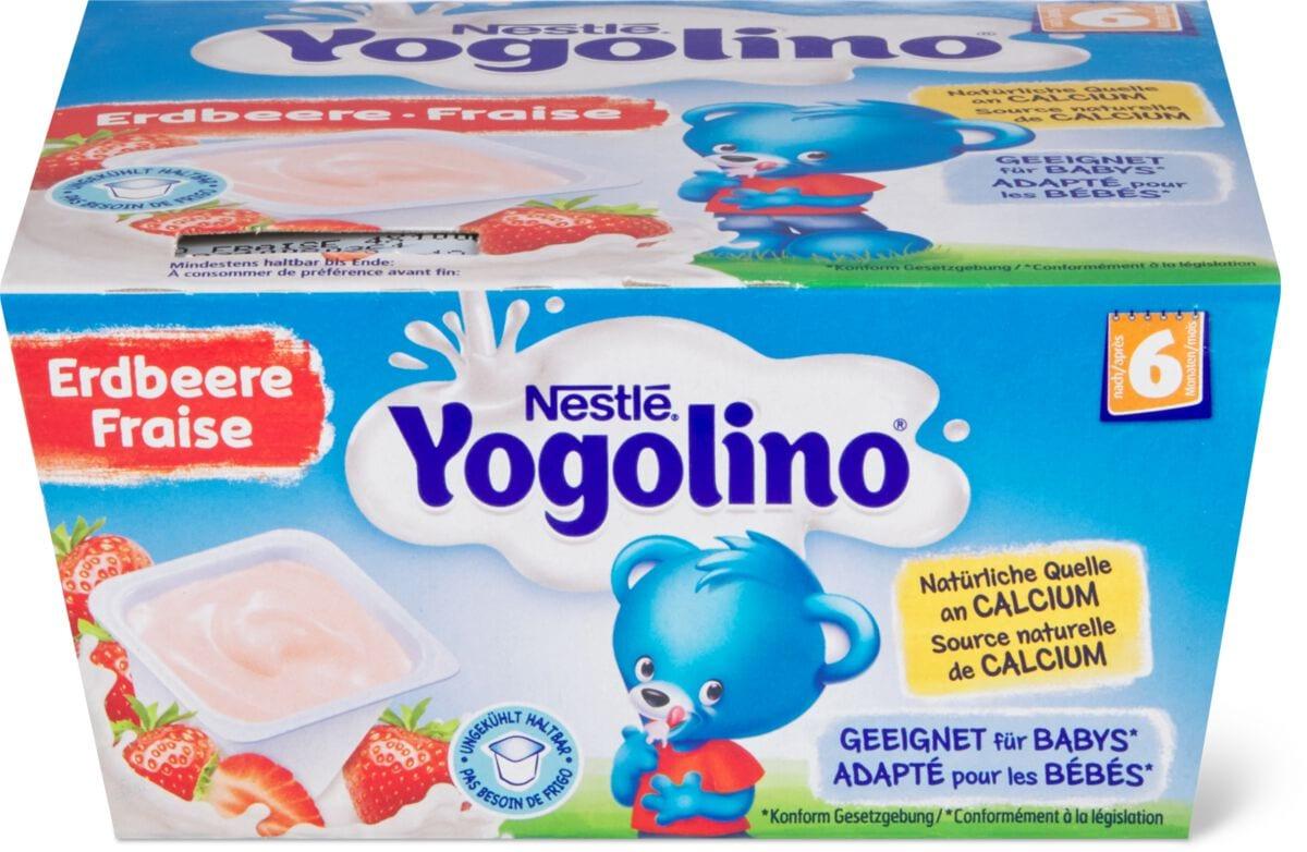 Nestlé Yogolino Erdbeer