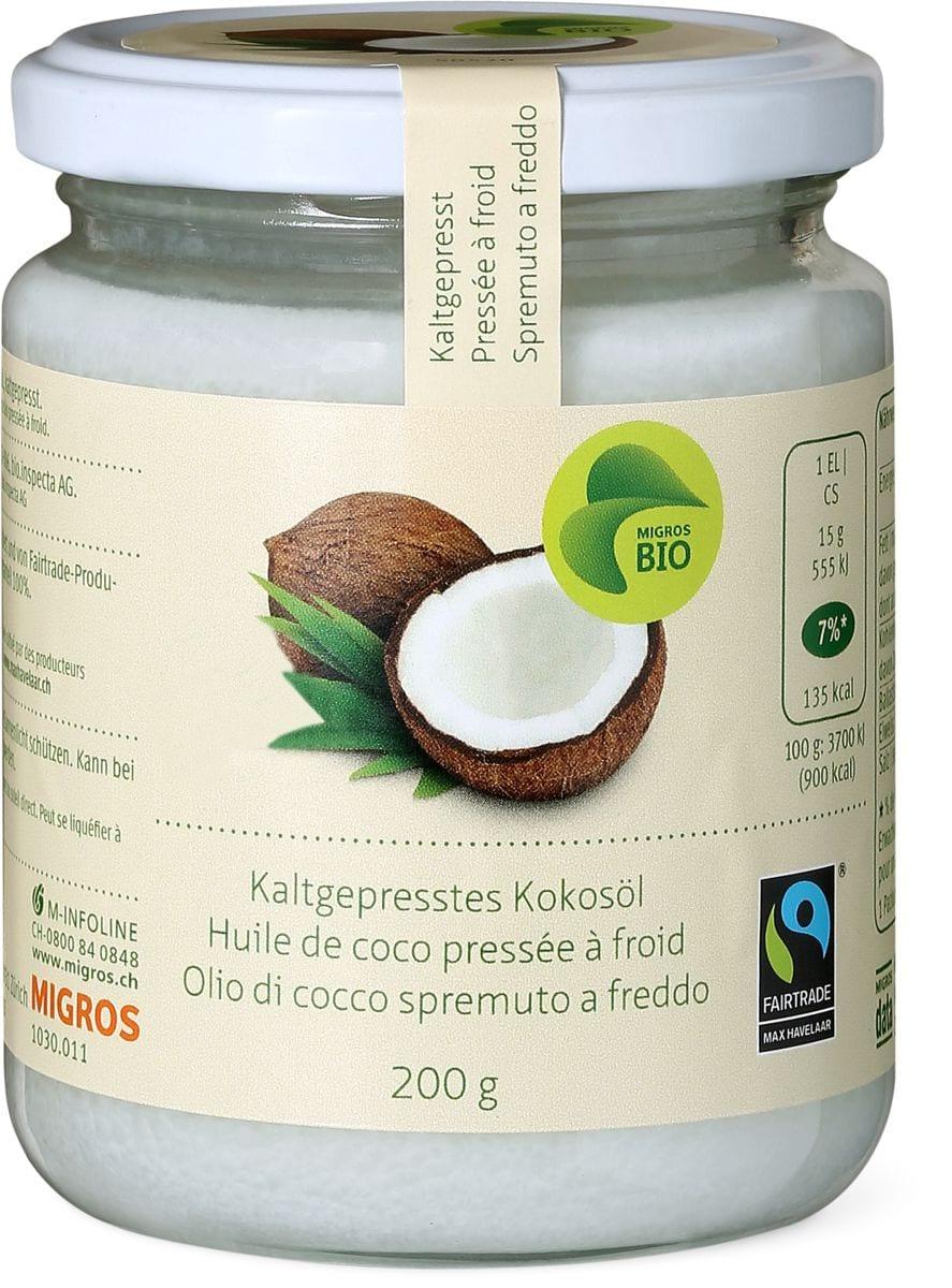 Bio Max Havelaar Olio di cocco