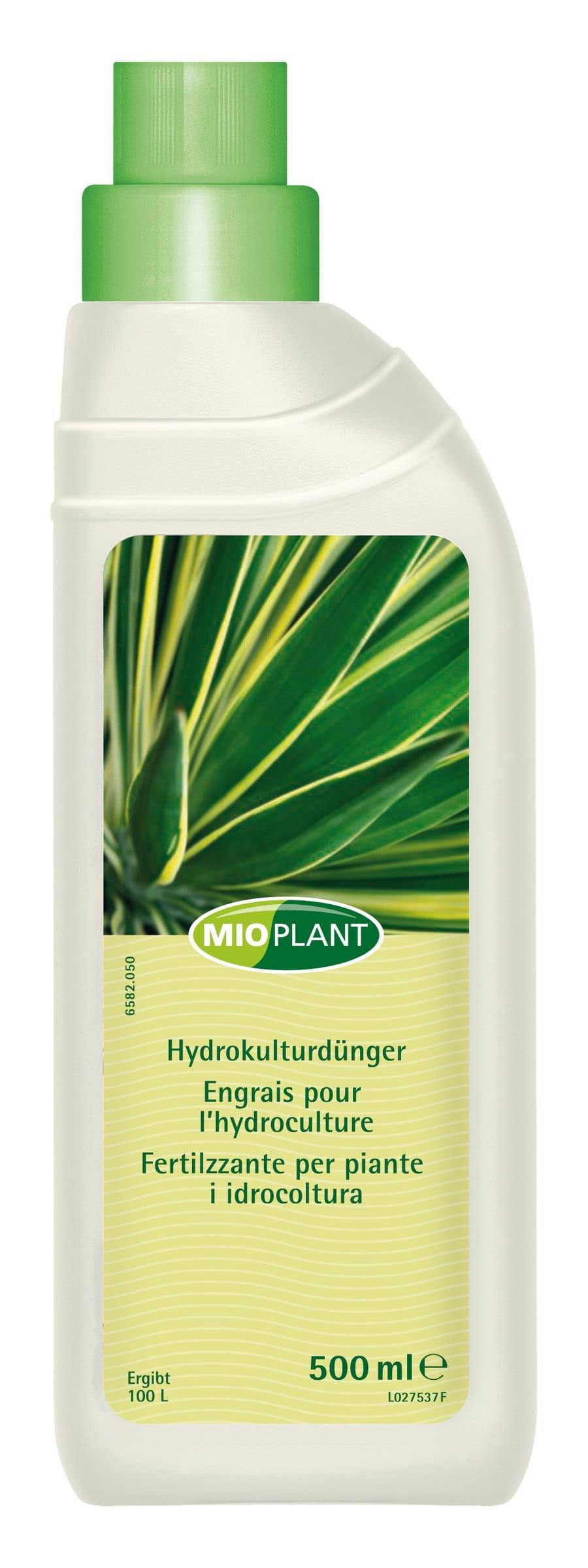 Mioplant Engrais pour l'hydroculture, 500 ml