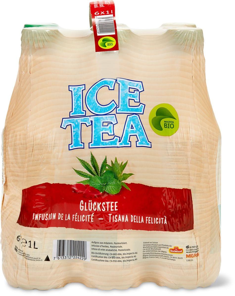 Bio Kult Ice Tea Glückstee
