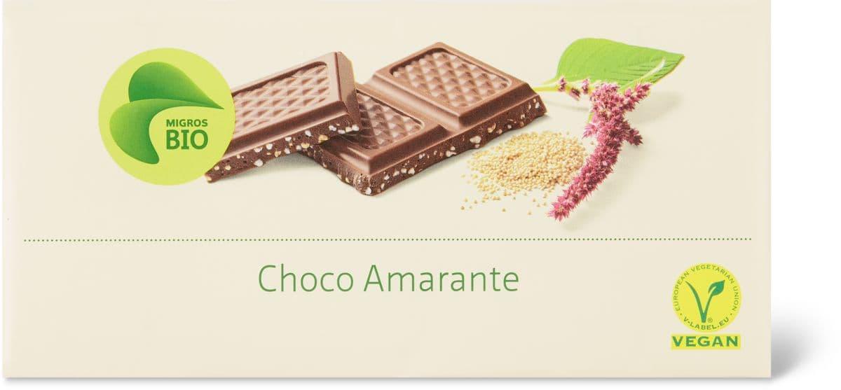Bio Choco amarante