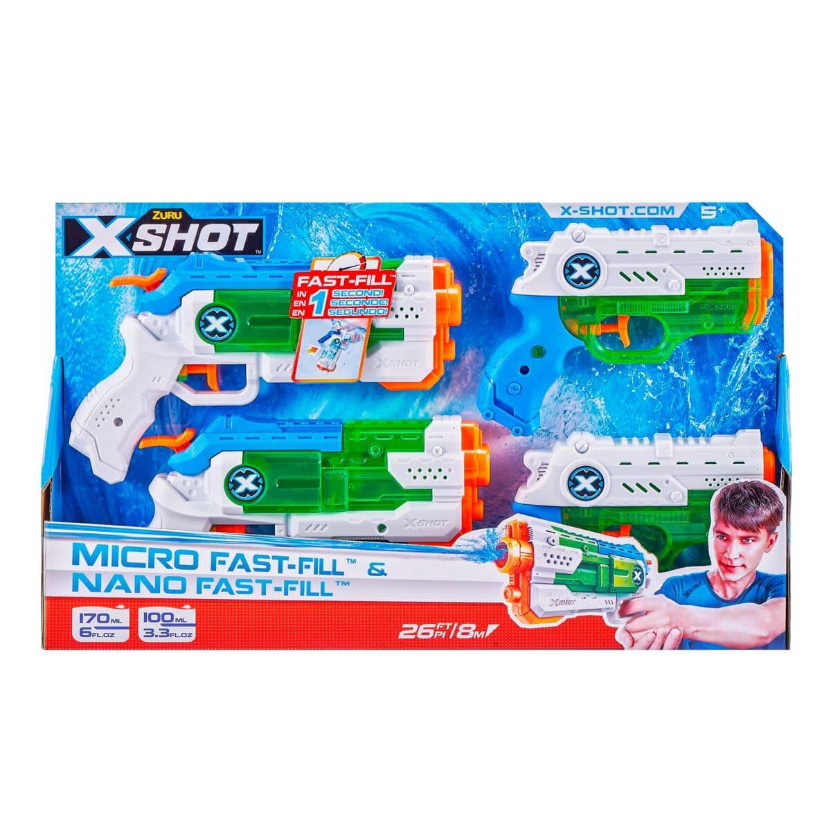 X-Shot Micro Nano Blaster
