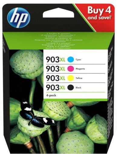 HP Combopack 903XL CMYBK cartouche d'encre Cartouche d'encre