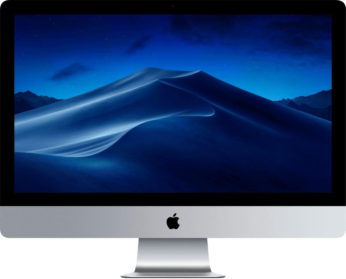Apple CTO iMac 27 3.6GHz i9 8GB 512GB SSD 580X MKey