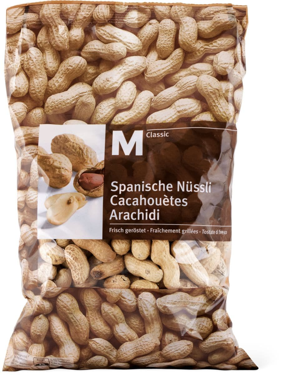M-Classic Spanische Nüssli