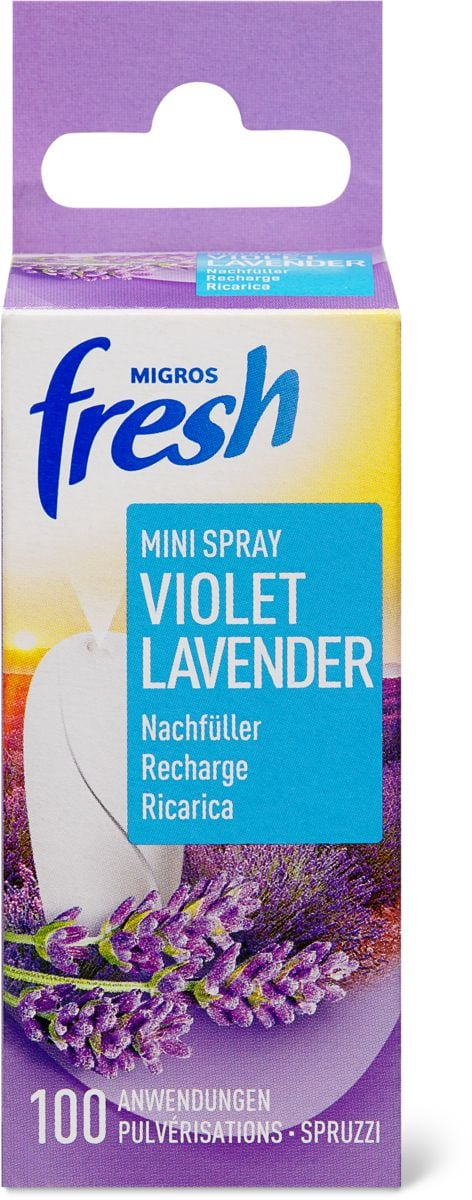 M-Fresh Mini Spray Violet Lavender