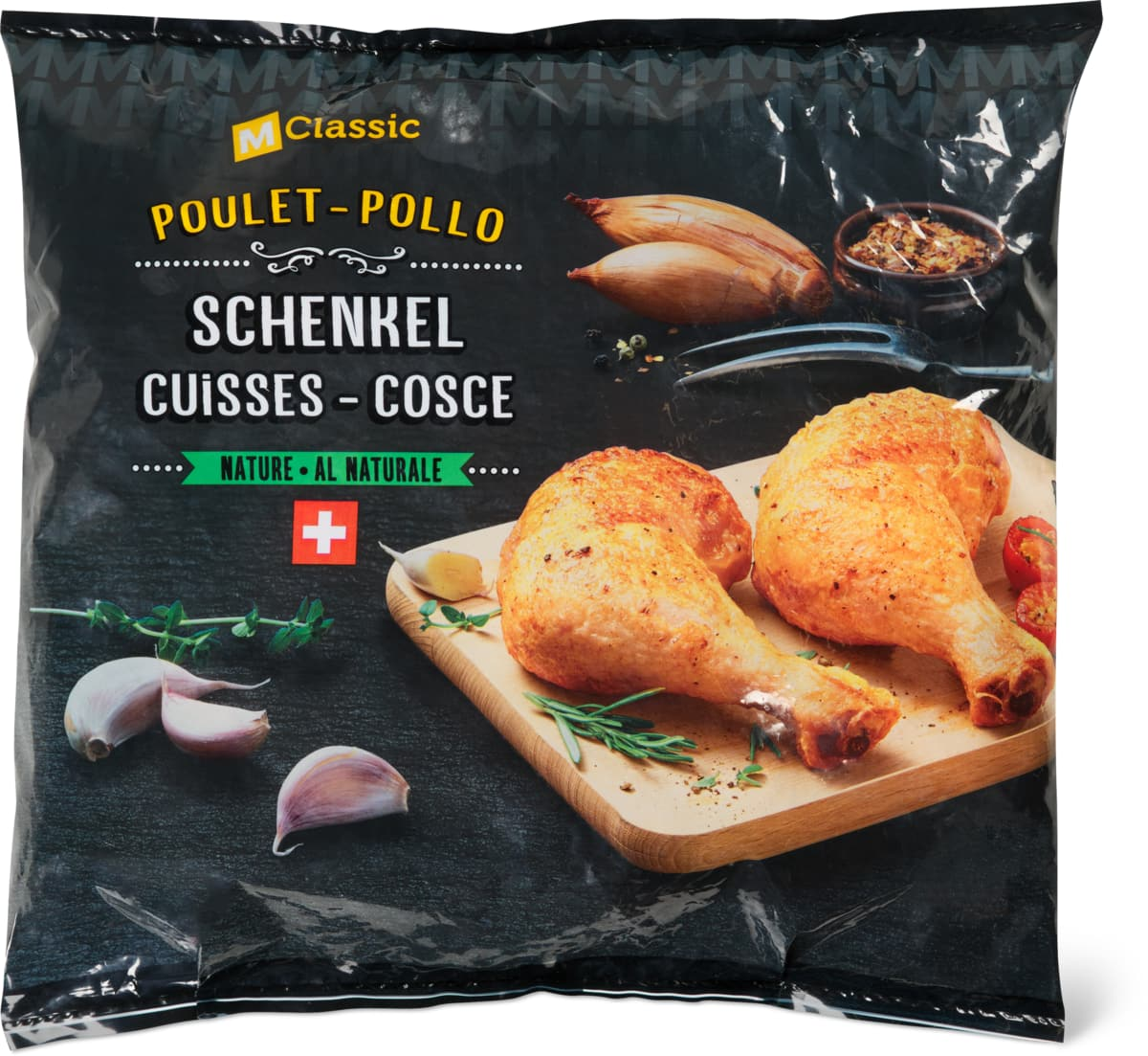 M-Classic Pouletschenkel nature