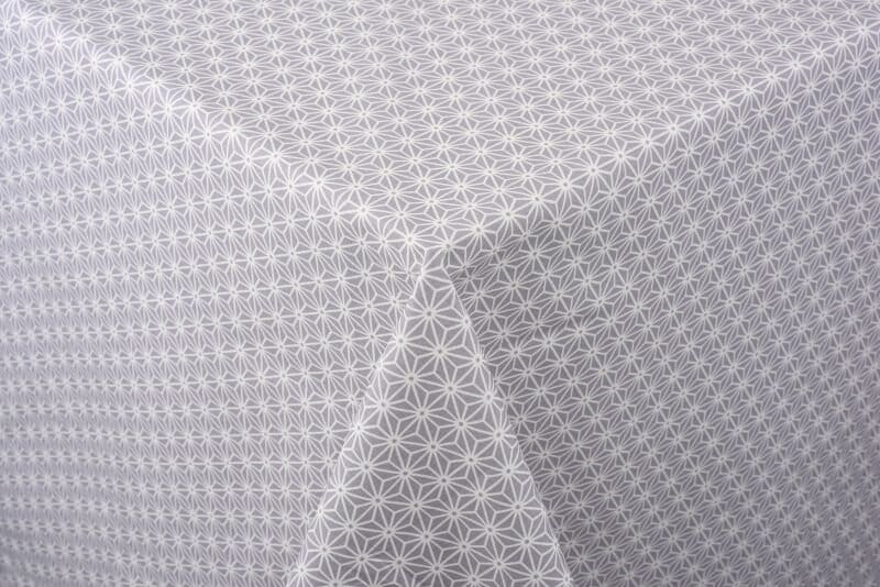 Osaka taupe 160 x 160 cm Couverture de table