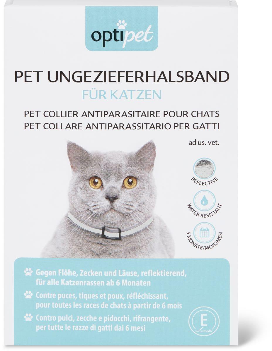 PET Collier antiparasit