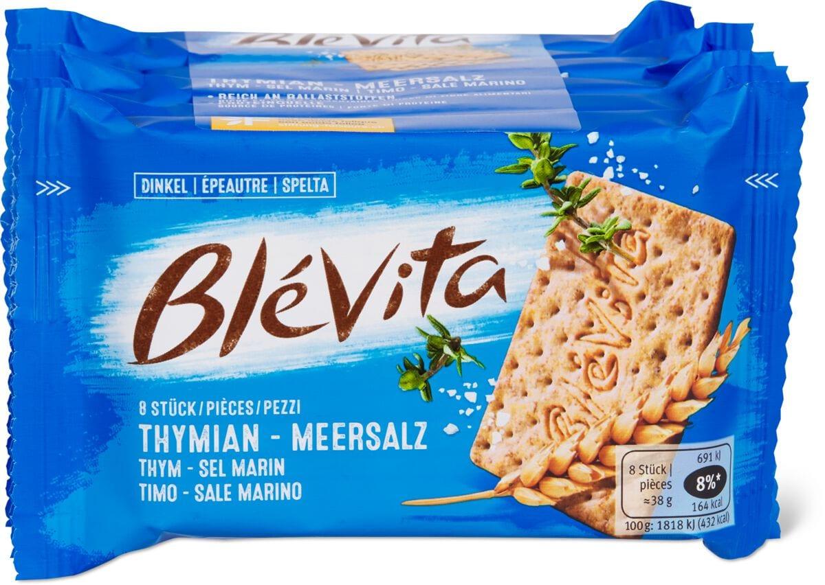 Blévita Timo-sale marino