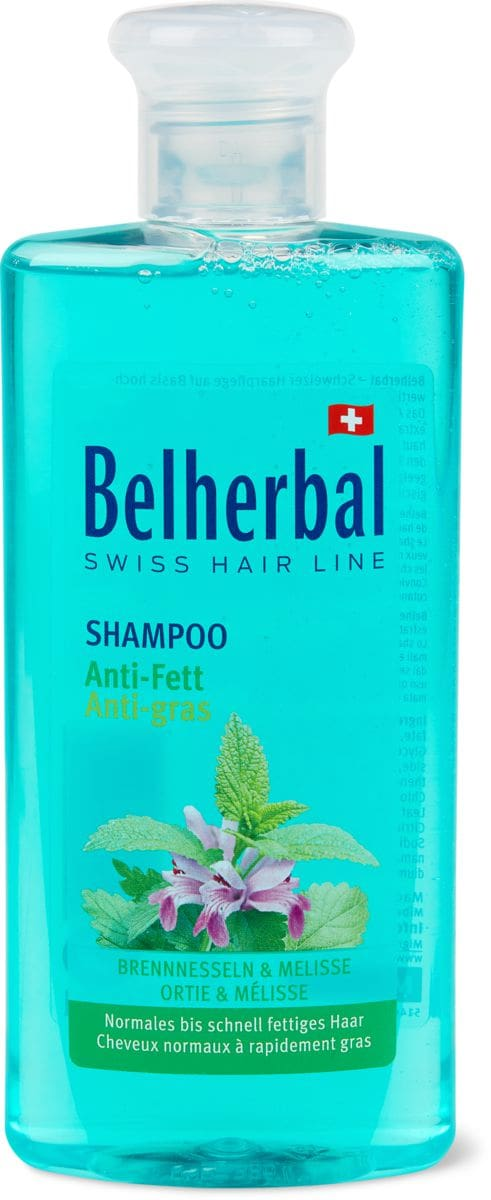 Belherbal shampooing anti-gras