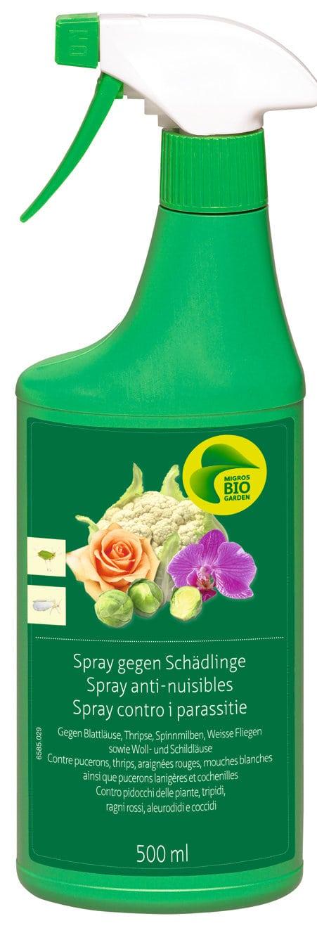 Migros-Bio Garden Spray contre le ravageurs, 500 ml