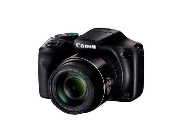canon powershot sx540 hs appareil photo compact migros. Black Bedroom Furniture Sets. Home Design Ideas