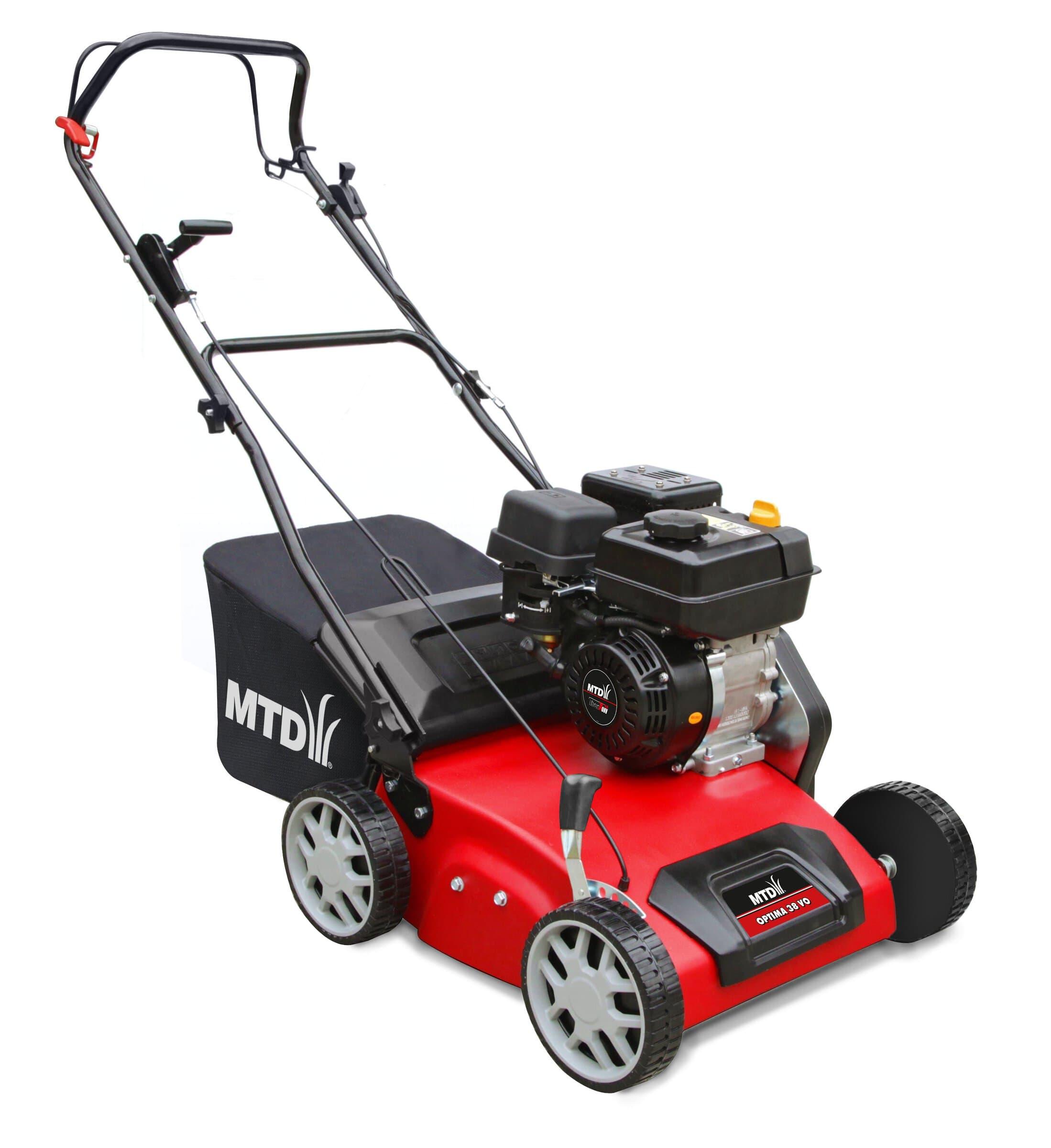 MTD OPTIMA 38 VO Benzin-Vertikutierer